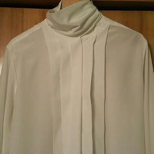 Vintage white blouse [2]➕